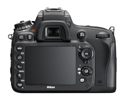 Nikon-D610-Body-Fotocamera-Reflex-Digitale-243-Megapixel-LCD-32-Pollici-Nero