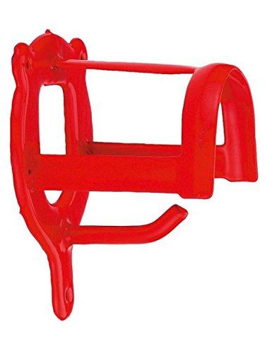Trensenhalter rot