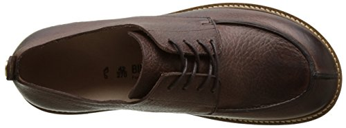 Birkenstock Timmins, Scarpe Stringate Basse Brogue Uomo Marrone (Dark Brown)