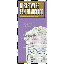 Streetwise San Francisco Map - Laminated City Center Street Map of San Francisco, California: City Plans (Michelin City Plans)