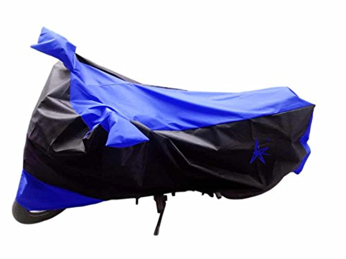 Premium Blue And Blue Bike Body Cover for honda cbf stunner  available at amazon for Rs.169