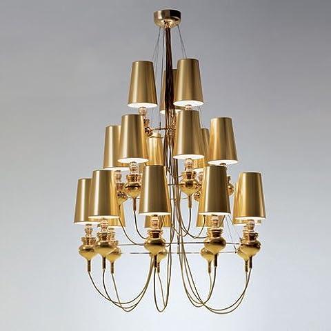 YanCui@ Semplice e moderni design luci di Hotel del lampadario di Defender