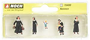 NOCH 15400 Nuns - Modelado Horizontal