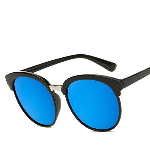 XYLUCKY 2017 Bunte Sonnenbrille Unisex reizvolle Augengläser Schutzbrillen UV400, g