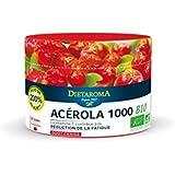 Acérola 1000 Bio Goût Cerise - Pot Eco - 60 Comprimés