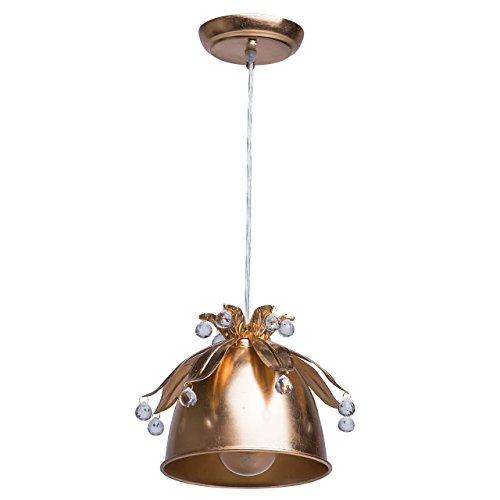 moderne-led-pendelleuchte-1-flammig-goldfarbiges-metall-klares-kristall-warmes-licht-nach-unten-wohn