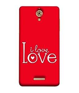 Fuson Designer Back Case Cover for Coolpad Mega 2.5D (Love heart Girl Valentine Three Hearts)