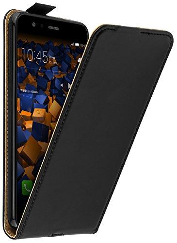 mumbi Flip Case für Huawei P10 Lite Tasche