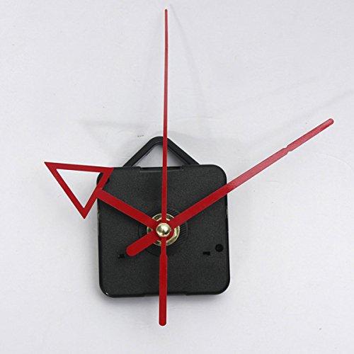 PANGUN Diy Red Hands Quartz Clock Wand Bewegung Mechanismus Reparatur-Tools (Wand-tool)