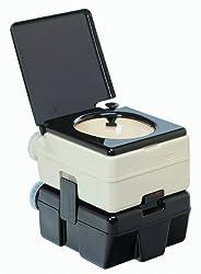 Campingaz 32221 Chemie-Toilette Euro WC Maronum, braun, Gr. L (35 x 43 x 38,5 cm)