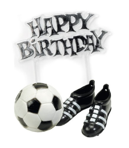 Creative Décorations Football Anniversaire