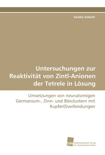 Tetrele Lexikon Der Chemie