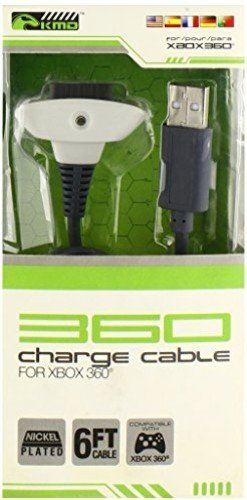 KMD 360 Komodo Charger & Charge Cable - Xbox 360