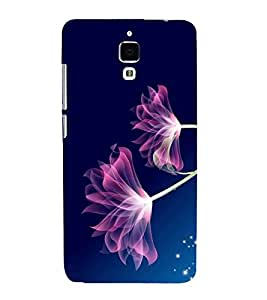 Fuson Designer Back Case Cover for Xiaomi Redmi Mi 4 :: Redmi Mi 4 (Flower Bloom Blossom Floret Floweret)
