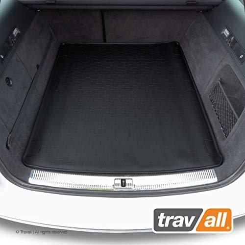 Travall® Liner Kofferraumwanne TBM1063 - Maßgeschneiderte Gepäckraumeinlage mit Anti-Rutsch-Beschichtung