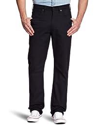 Lee Brooklyn Straight, Pantalones Vaqueros Rectos para Hombre