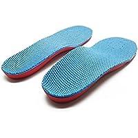 ROSENICE Orthopädische Einlegesohlen Paar Bogen Schutz Schuh Einlegesohlen für Kinder- Größe L preisvergleich bei billige-tabletten.eu