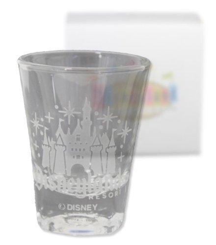 Disneyland Sleeping Beauty 's Castle Shot Glas/Zahnstocherhalter–Disney Parks Exclusive & Limited Verfügbarkeit von Disney