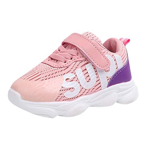 inder Sport Laufschuhe Babyschuhe Jungen Mädchen Print Mesh Schuhe Turnschuhe Kinder Sportschuhe Freizeitschuhe ()