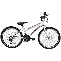 "Discovery DP068 - Bicicleta Montaña Mountainbike B.T.T. 24""."