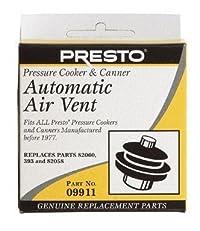 Presto Pressure Cooker Automatic Air Vent