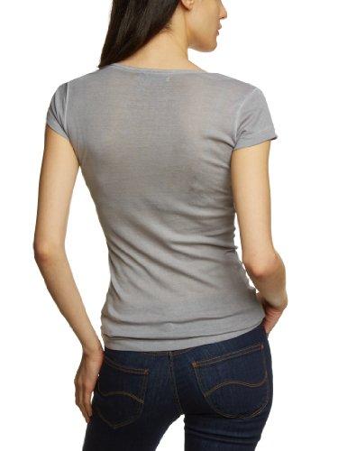Blaumax Damen T-Shirt Paris SS Grau (5490 kitt)