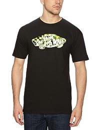 Vans Herren T-shirt Scan Check Otw