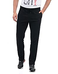 Monte Carlo Mens Relaxed Fit Joggers (21803608-1_Black_38W x 30L)