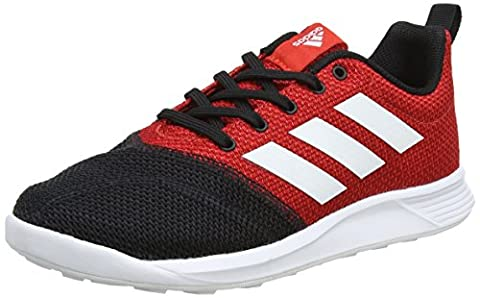 adidas Unisex-Kinder Ace 17.4 Tr Fußball schuhe, Rot (Red/Ftwr White/Core Black), 35.5 EU