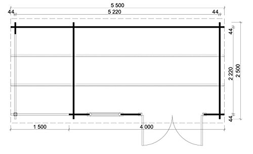 modernes-holz-gartenhaus-mit-boden-maria-rondo-geraeteschuppen-mit-isolierglas-verglasung-550-x-250cm-2