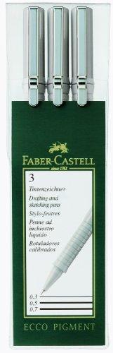 faber-castell-penne-a-fibra-a-inchiostro-ecco-pigment-con-inchiostro-ad-altissima-pigmentazione
