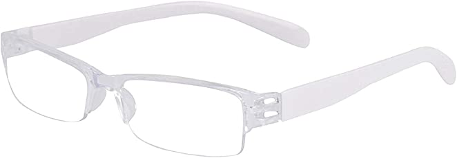 MIKHYA 2.5 NVG reading glasses,POWER READING GLASSES WITH FULL PLASTIC FRAME +1.00 TO +3.00 POWER WITH (0.25 STEPS) FOR MEN AND WOMEN (UNISEX)