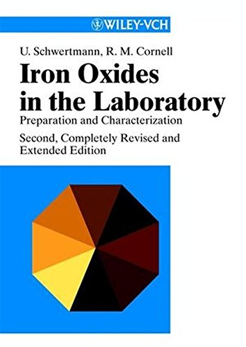 Iron Oxides in the Laboratory: Preparation and Characterization (Chemistry)