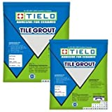 TIELO Adhesive for Ceramic (Tile Grout) (Grout White)