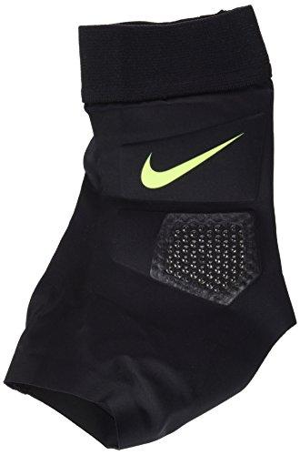 Nike NK HYPRSTRNG Strk ANKL SLV Socks, schwarz, M -