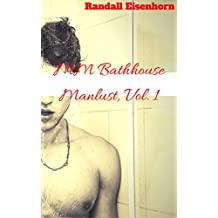 MM Bathhouse Manlust, Vol. 1 (English Edition)