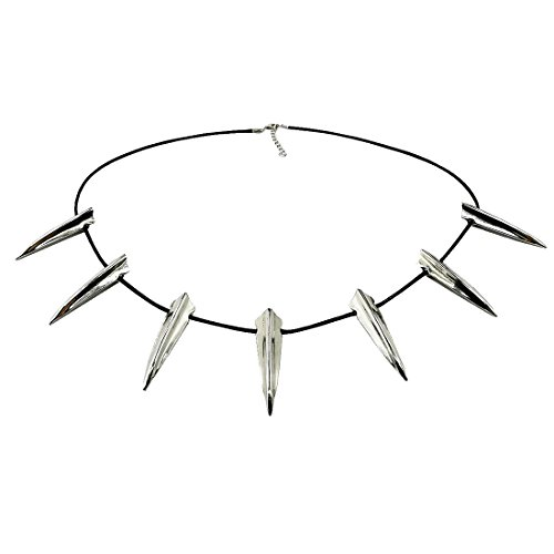 Halskette Black Panther Wakanda King T'Challa, Halskette mit Anhänger von Cosplay