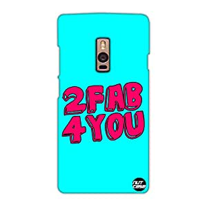 Designer OnePlus Two Case Cover Nutcase -2 Fab 4 You !