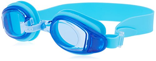 Beco Unisex Jugend Acapulco Schwimmbrille, blau, One Size