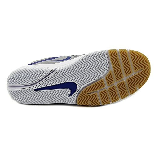 Nike Free Sb, Chaussures de Skate Homme, Noir (Schwarz), Taille Gris / Bleu / Rouge  (Wolf Grey / Gm Royal-Unvrsty Rd)