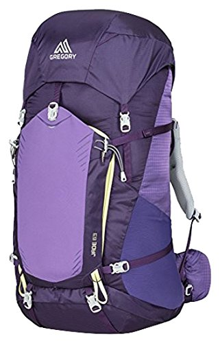 GREGORY Damen Jade 63 M, Mountain Purple, One Size (Gregory-damen Rucksack)