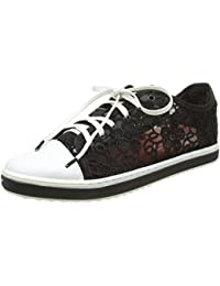 Desigual Supper Happy, Sneakers Basses Femme