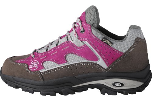 Hanwag Chaussures approche Comox Low Lady GTX Fuchsia