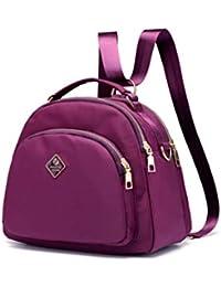 7f9faa1c35 Moodn Université Etanche Shoulder Bags Femmes Grande Capacité Sac à Dos  Quotidien Mode Nylon Sac Loisirs
