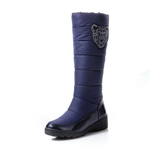 BalaMasa - Stivali da Neve donna Blue