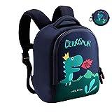 Lehoo Castle Dinosaurier Rucksack für Jungen Kleinkind, Dino Rucksack Dinosaurier Spielzeug Taschen