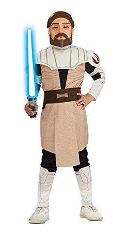 rkostüm aus Star Wars, Größe:M (Obi Wan Clone Wars Kostüm)