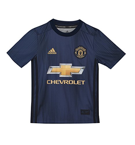 Manchester United FC Official Football Gift Boys Third Home Away Kit Shirt