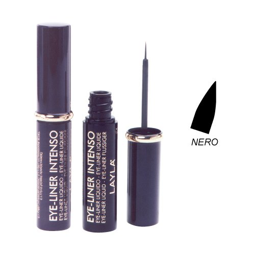 Layla Cosmetics Milano Eyeliner Intenso blue 7 ml -