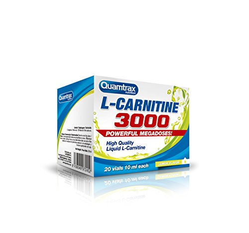 quamtrax-nutrition-supplemento-nutrizionale-l-carnitine-3000-20-vials-limone-200-gr